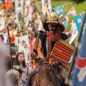 都祁水分神社の大祭(秋季例祭)