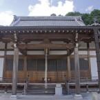 帝釈寺 正面