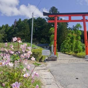 春日神社(下深川町)