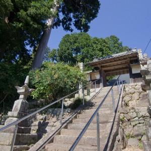 観音寺(針町)