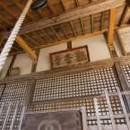 観音寺正面
