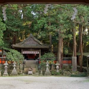都祁山口神社