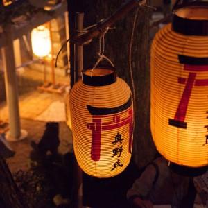 八柱神社(上深川町)