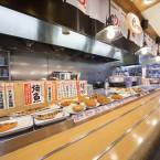 焼き魚、揚げ物