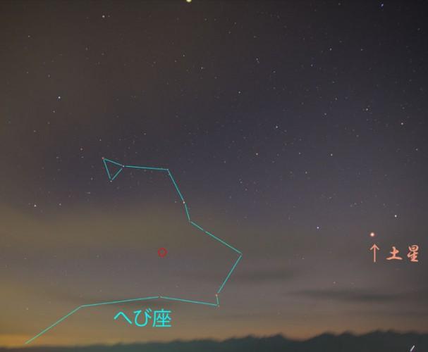 アイソン彗星消滅