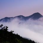 大和富士と雲海