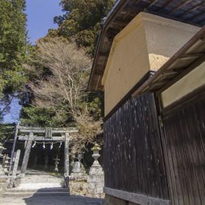 都祁氷室神社
