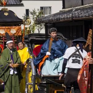 御霊神社の渡御式